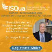 COPLAC: Evolución de las iniciativas de Calidad y Seguridad en América Latina
