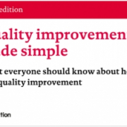 The Health Foundation - Quality improvement made simple