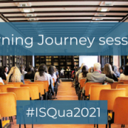 Learning Journey sessions at #ISQua2021