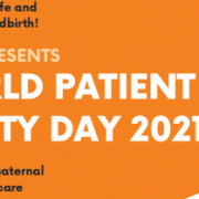 CAHO World Patient Safety Day 2021 Virtual Celebration