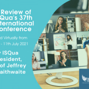 A Review of our Virtual Conference