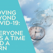 Everyone has a time and a turn
