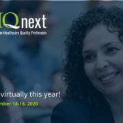 NAHQ NEXT 2020 (14 - 16 September)