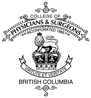 College of Physicians and Surgeons BC Logo