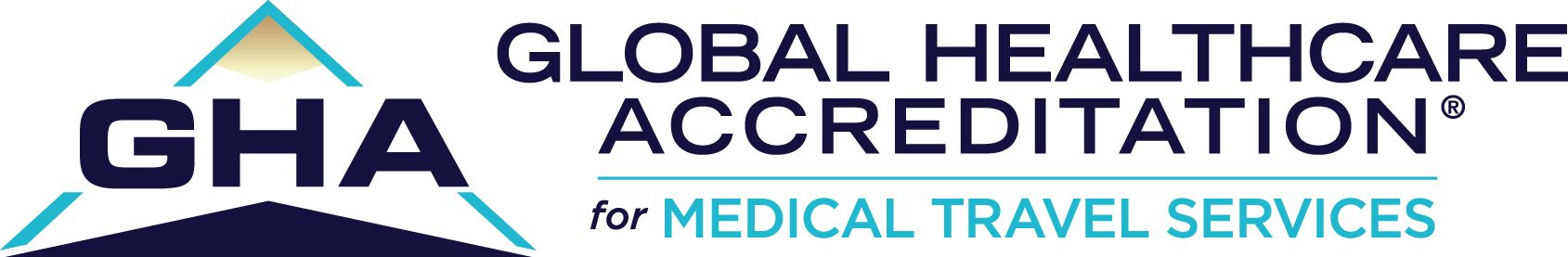 Global Healthcare Accreditation GHA Logo