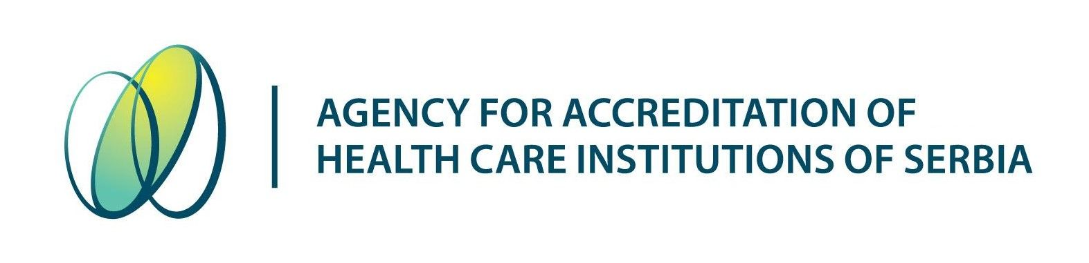 Agency for Accreditation of health care institutions of serbia Logo