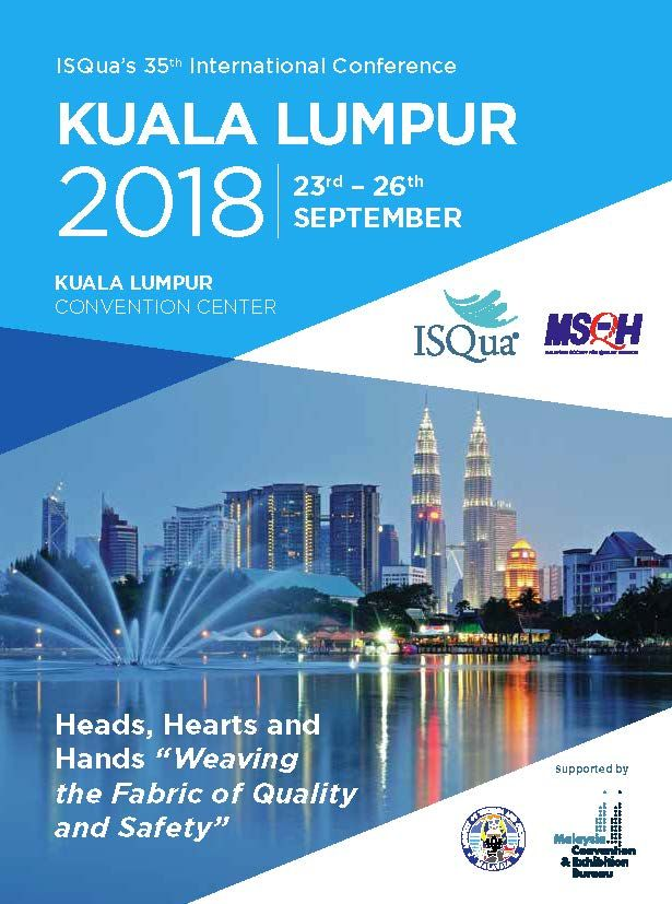 ISQua - The International Society for Quality in Health Care