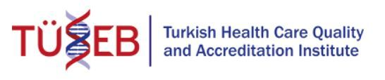 Turkish Health Care Quality and Accreditation Institute Logo
