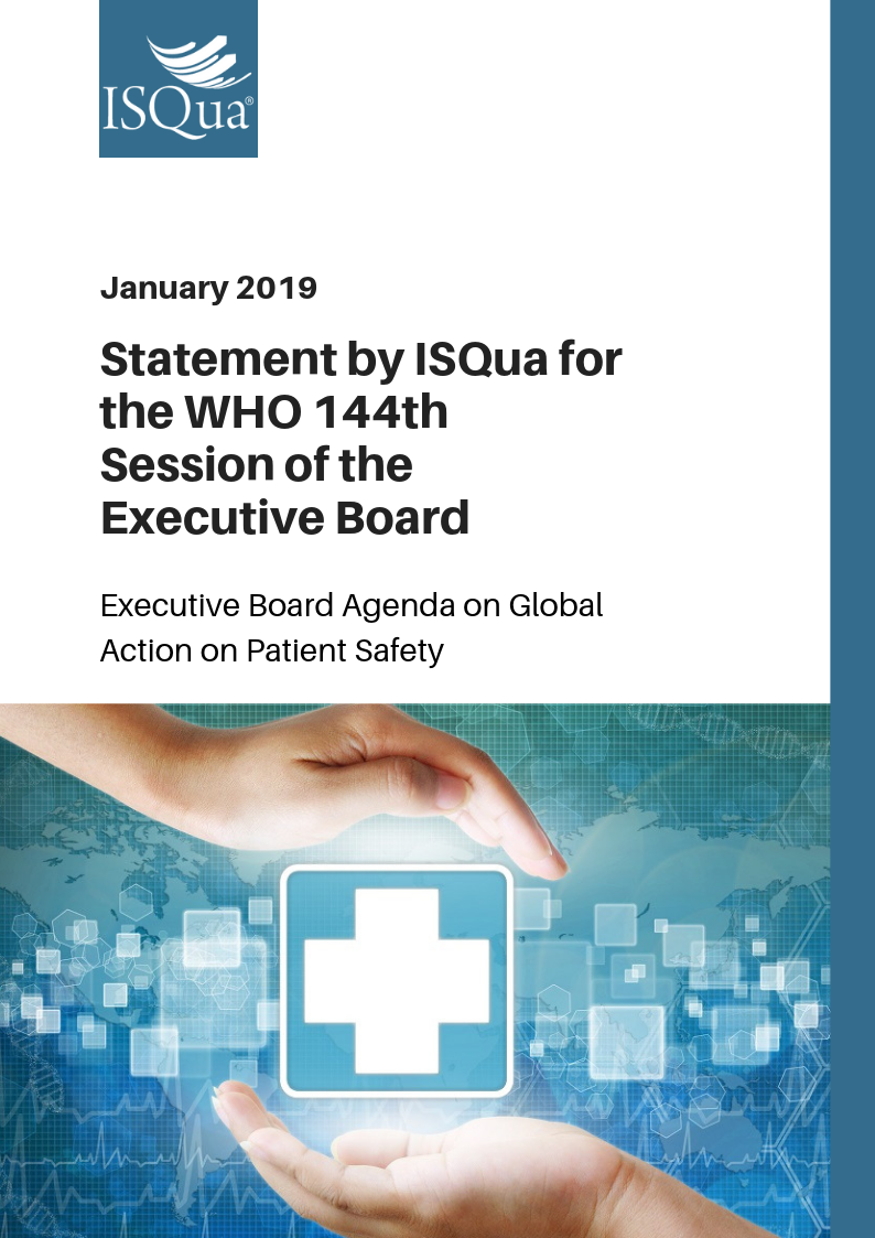 ISQua Statement on Global Action for Patient Safety