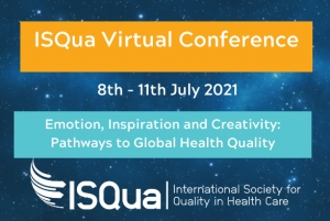 Eight Compelling reasons to attend the ISQua Virtual conference