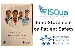 Joint Statement on Patient Safety