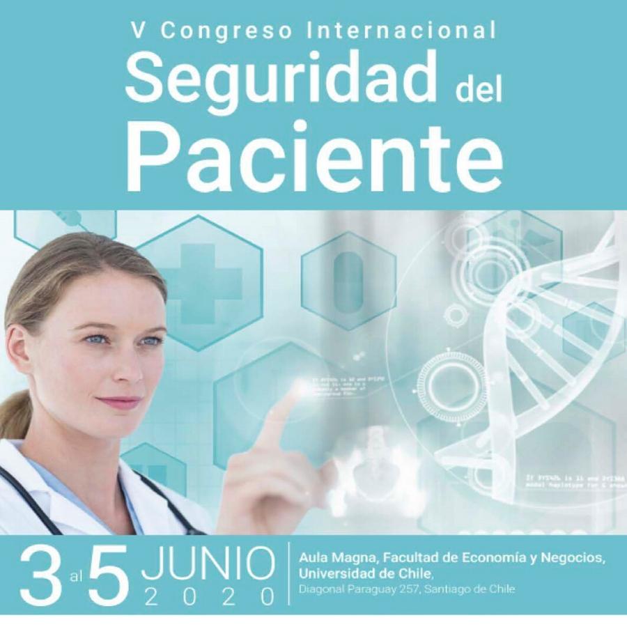 V Congreso Internacional Seguridad del Paciente