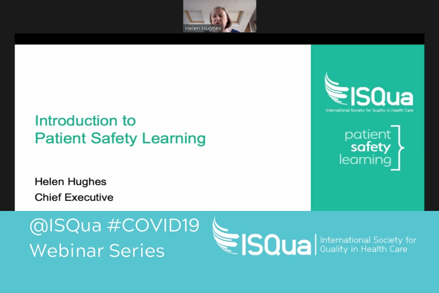 Webinar Recording: Challenges in Communication between Healthcare Personnel and Patients: COVID-19