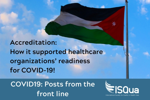 Accreditation: How it supported healthcare organizations' readiness for COVID-19!