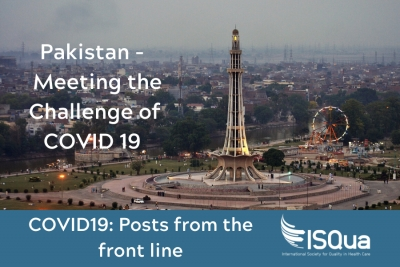 Pakistan Meeting the Challenge of COVID 19