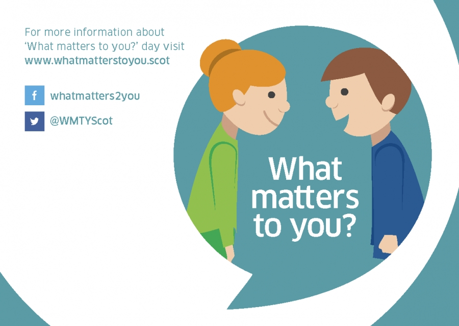 What matters to you? The global movement and the patient's voice