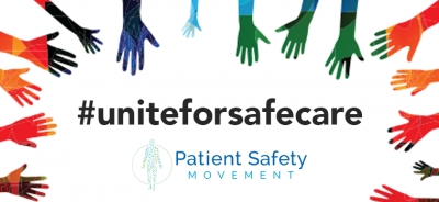 Patient Safety Movement - Virtual Event - #uniteforsafecare