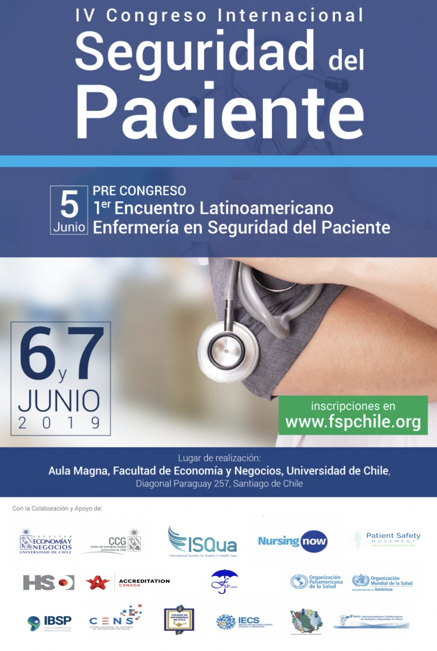 FSP Chile 2019 Conference