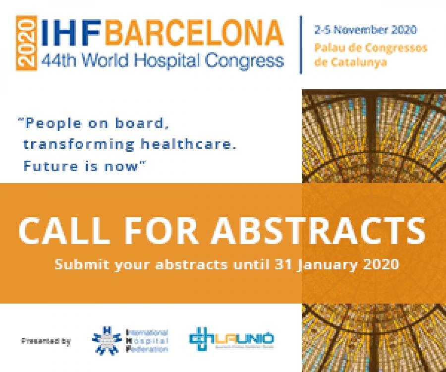 IHF 44th World Hospital Congress