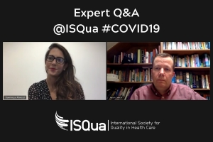 COVID19 - Expert Q&A with Prof Jason Leitch and Dr Dominique Allwood