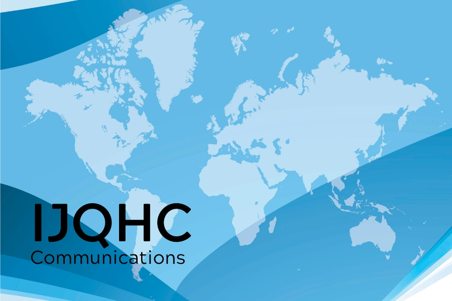 IJQHC Communication: Call for Editor-in-Chief and Deputy Editor