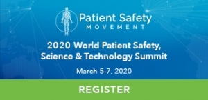 2020 World Patient Safety, Science & Technology Summit