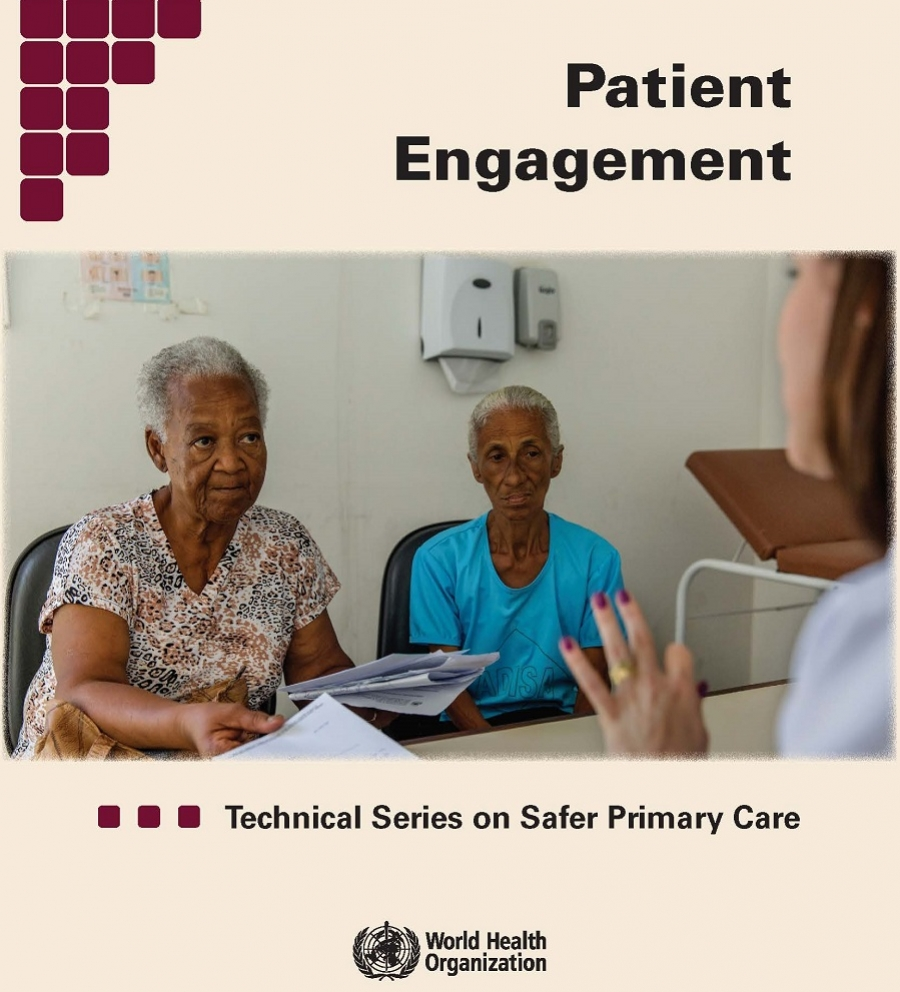 WHO Technical Series on Safer Primary Care