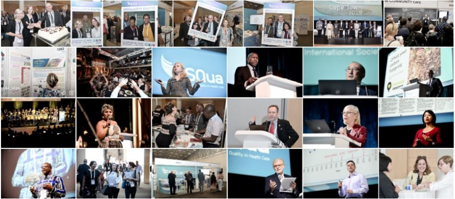 ISQua Board members, ISQua Academy and Experts members reached out across the globe in 2019
