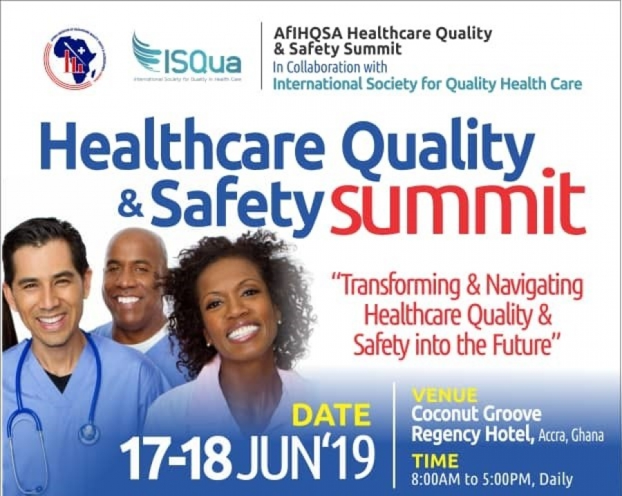ISQua and AfIHQSA Healthcare Quality and Safety Summit
