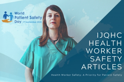 Health Worker Safety Articles from the International Journal for Quality in Health Care