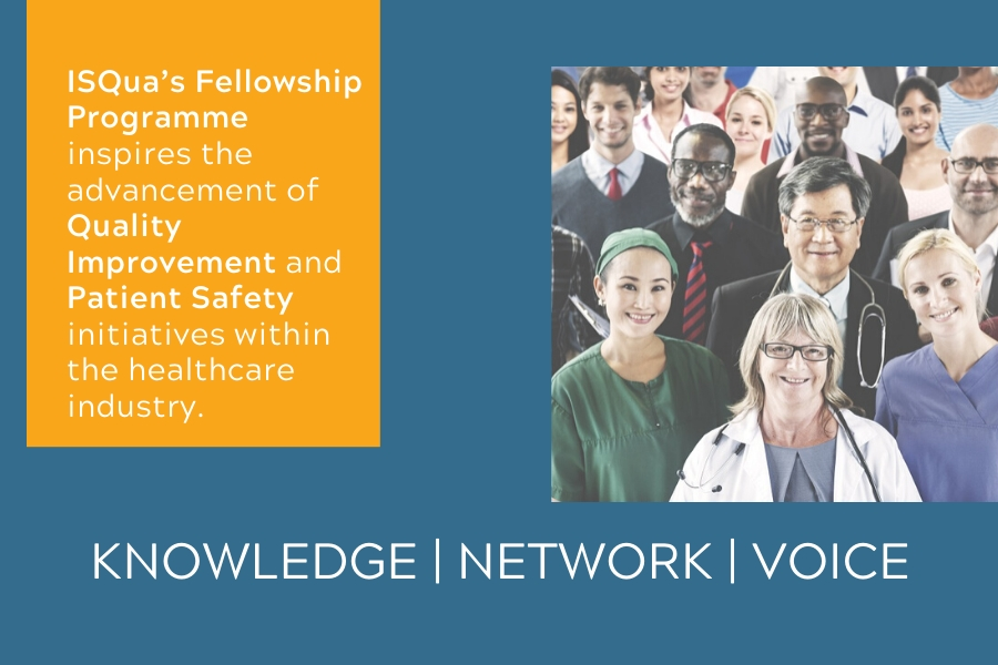 Virtual Information Session: Learn more about ISQua's Fellowship Programme