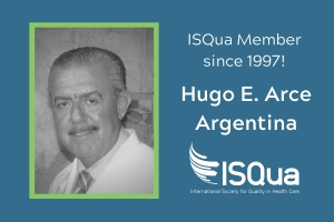 Celebrating over 20 years of ISQua Membership!