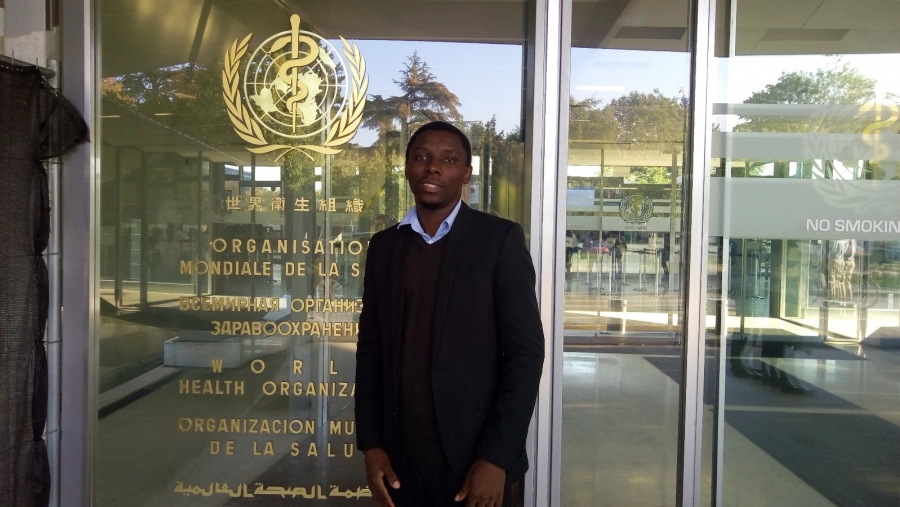Tales from a one-month experience at WHO headquarters, Geneva