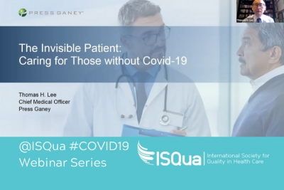Recorded Webinar: Covid-19 is showing us the way to better healthcare with Dr Thomas H. Lee