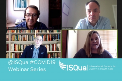 Webinar Recording: The emotional toll of COVID-19: consequences for healthcare staff and patients
