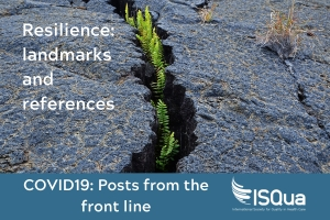 Resilience : landmarks and references