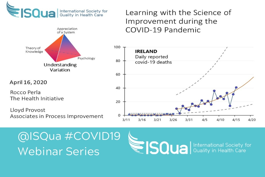 Recorded Webinar: Learning with the Science of Improvement during COVID-19